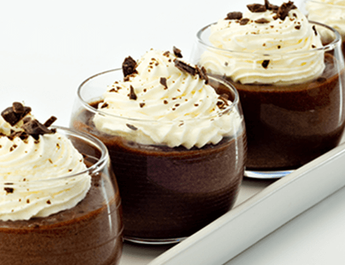 Chill Choc mousse