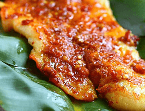 PORTUGUESE STYLE GRILLED FISH