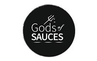 Gods of SAUCES Logo